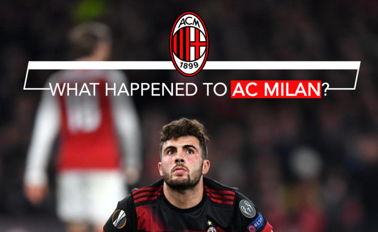 What happened to AC Milan?